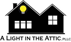 A Light in the Attic logo
