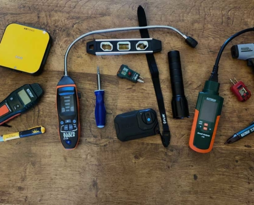 Eagle Vision Home Inspections Inspection Tools