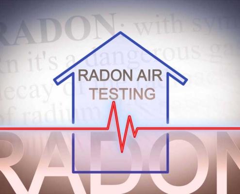 Radon Air Testing