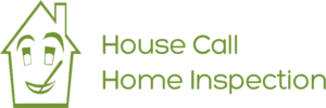house call home inspection northern indiana logo